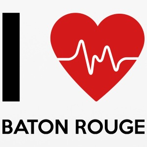 I Love Baton Rouge - iPhone 6/6s Rubber Case