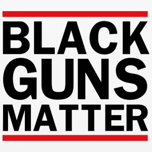 Black Guns Matter - iPhone 6/6s Rubber Case