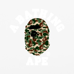 BAPE A BATHING APE - iPhone 6/6s Rubber Case
