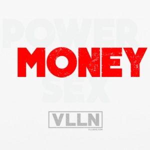 VLLN Power money sex - iPhone 6/6s Rubber Case