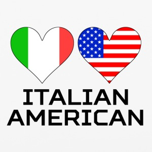 Italian American Hearts - iPhone 6/6s Rubber Case