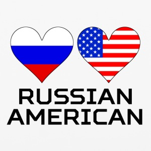 Russian American Hearts - iPhone 6/6s Rubber Case