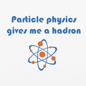 Funny particle physics joke - iPhone 6/6s Rubber Case