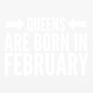 Queens Born February - iPhone 6/6s Rubber Case