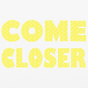 COME CLOSER SEND NUDES message - iPhone 6/6s Rubber Case