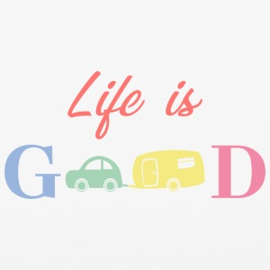 Life Is Good - iPhone 6/6s Rubber Case