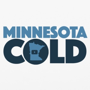 Minnesota Cold Logo - iPhone 6/6s Rubber Case
