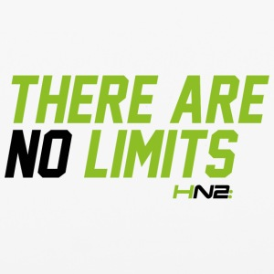 THERE ARE NO LIMITS - iPhone 6/6s Rubber Case