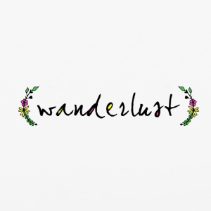 Wanderlust - iPhone 6/6s Rubber Case