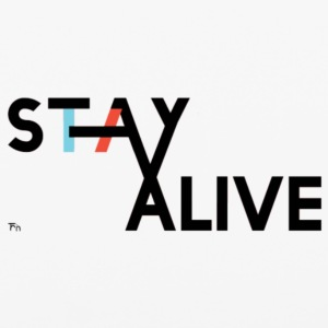 Stay Alive21 - iPhone 6/6s Rubber Case