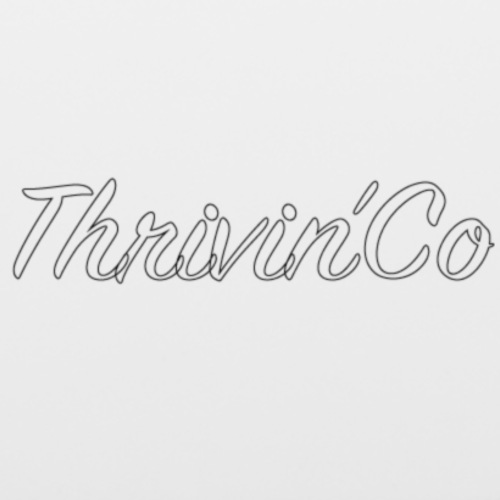 thrivin'co Iphone 6/6s case - iPhone 6/6s Rubber Case