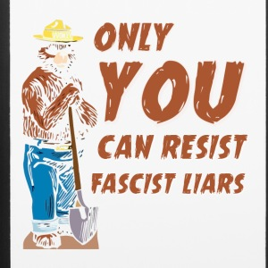 Only You Can Resist Fascist Liars - iPhone 6/6s Rubber Case