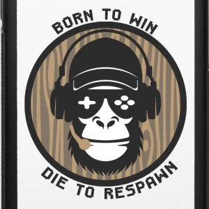 Born to Win, Die to respawn - iPhone 6/6s Rubber Case