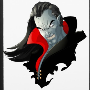 Count Dracula Vampire Monster - iPhone 6/6s Rubber Case