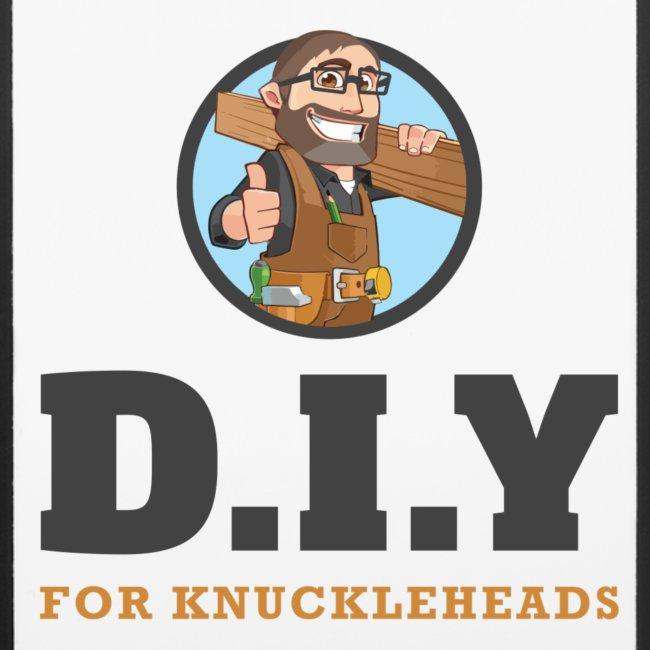 DIY For Knuckleheads Logo.