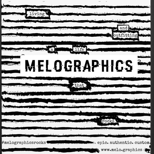MELOGRAPHICS | Blackout Poem