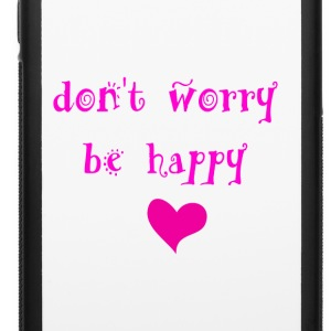 Don't worry be Happy - iPhone 6/6s Rubber Case
