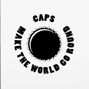 CAPS MAKE THE WORLD GO ROUND - iPhone 6/6s Rubber Case