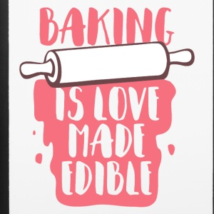 Baking Is Love Shirt - iPhone 6/6s Rubber Case
