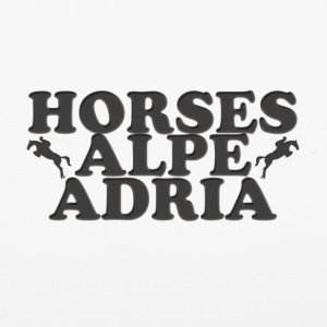 Horses Alpe Adria - iPhone 6/6s Rubber Case