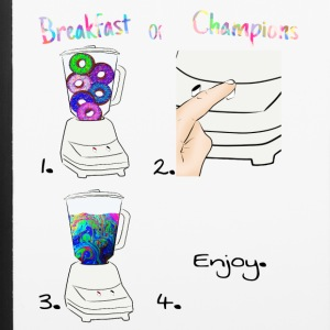 Breakfast of Champions Recipe - iPhone 6/6s Rubber Case