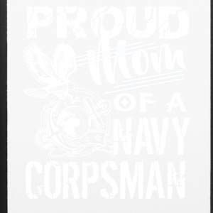 Navy Corpsman Mom Shirt - iPhone 6/6s Rubber Case