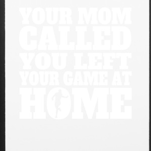 You Left Your Game At Home Funny Running - iPhone 6/6s Rubber Case