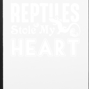 Reptiles Stole My Heart Shirts - iPhone 6/6s Rubber Case