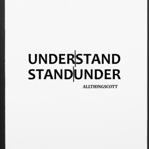 UNDERSTAND STANDUNDER 2 - iPhone 6/6s Rubber Case
