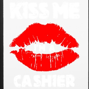 Kiss Me Im A Cashier - iPhone 6/6s Rubber Case