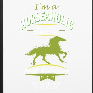 i m a horse on the road - iPhone 6/6s Rubber Case