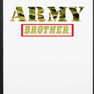 Army Brother - Proud Army Brother T-Shirt - iPhone 6/6s Rubber Case