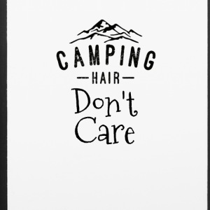 Camping Hair Don't Care - iPhone 6/6s Rubber Case