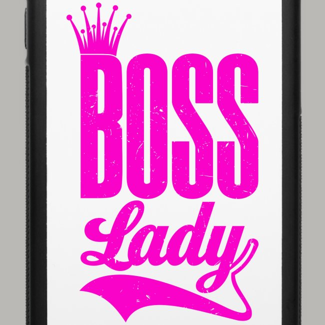 The Boss Lady Iphone 66s Rubber Case Up Next