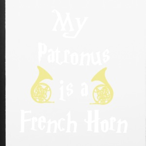 My Patronus is a French Horn Tshirt - iPhone 6/6s Rubber Case