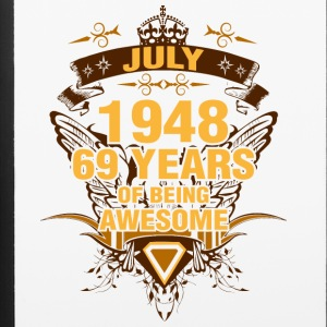 July 1948 69 Years of Being Awesome - iPhone 6/6s Rubber Case