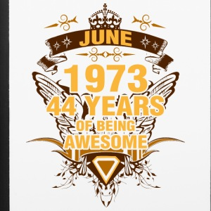 June 1973 44 Years of Being Awesome - iPhone 6/6s Rubber Case