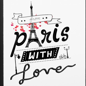 from paris with love - iPhone 6/6s Rubber Case