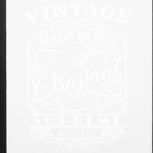 Vintage Made in 1973 Original - iPhone 6/6s Rubber Case