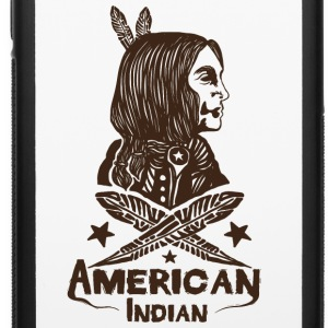 American Indian - iPhone 6/6s Rubber Case