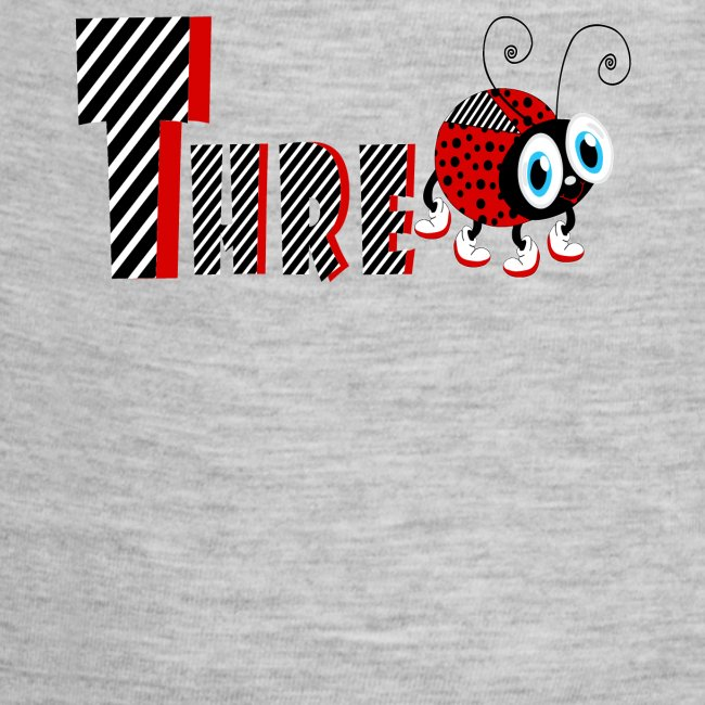 3nd Year Family Ladybug T-Shirts Gifts Daughter