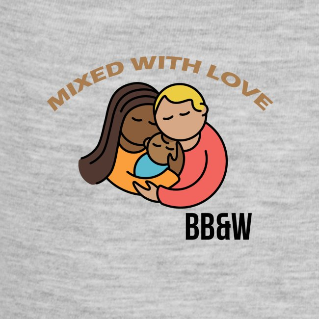 mixed with love t-shirt 4