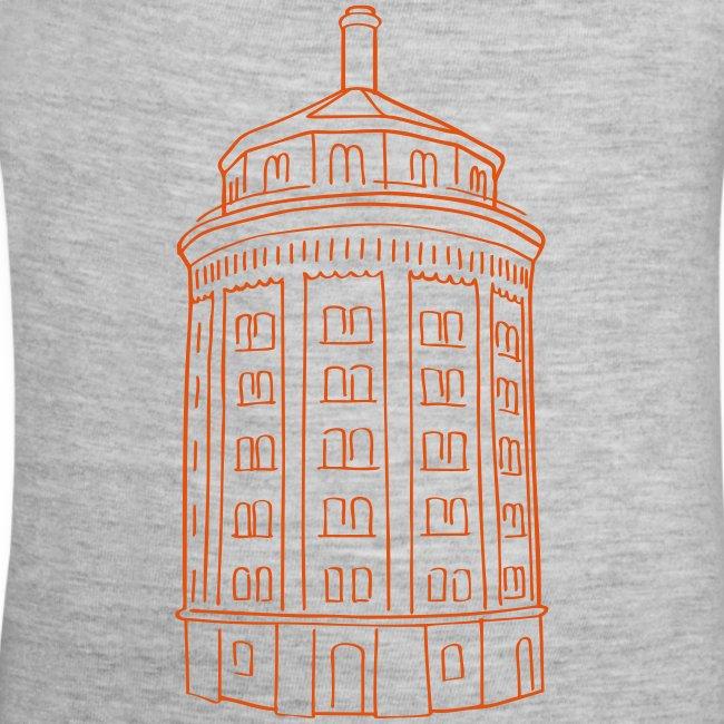 Water tower Berlin