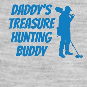 Daddy's Treasure Hunting Buddy - Baby Contrast One Piece