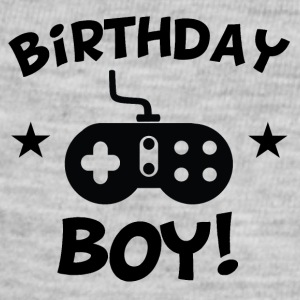 Birthday Boy Video Games - Baby Contrast One Piece