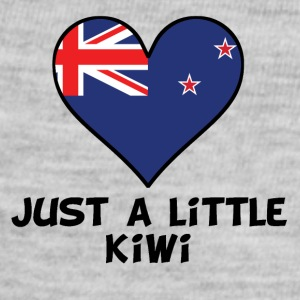 Just A Little Kiwi - Baby Contrast One Piece
