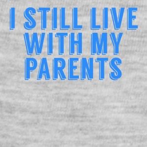 I Still Live With My Parents - Baby Contrast One Piece