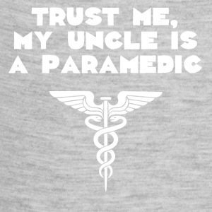 Trust Me My Uncle Is A Paramedic - Baby Contrast One Piece