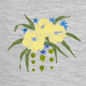 Watercolor Flowers - Baby Contrast One Piece