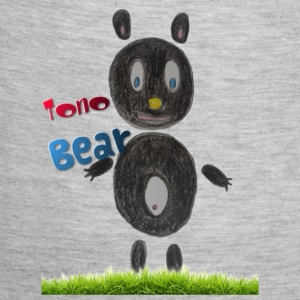 Tono bear - Baby Contrast One Piece